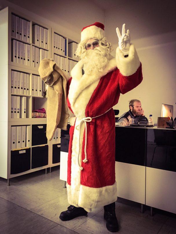TIGERTATZE - News - Weihnachtsmann