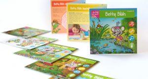 TIGERTATZE - Familienmarketing - Betty Blüh - 1