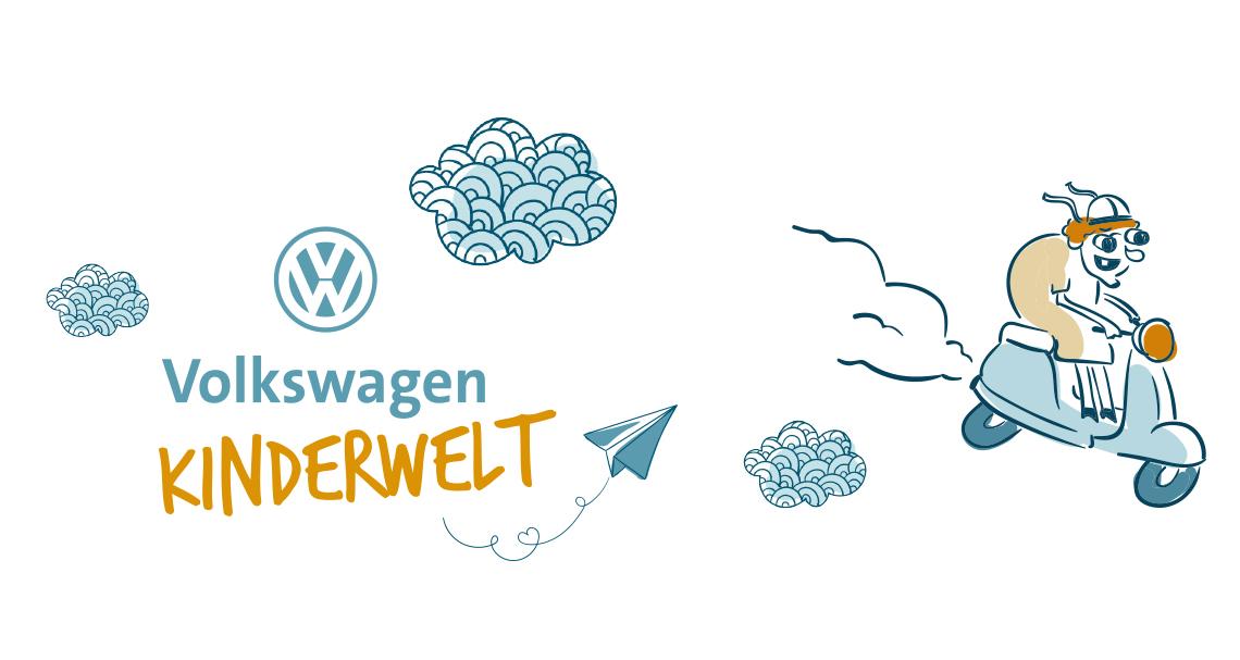 TIGERTATZE - Familienmarketing - Leporello - Volkswagen - 2