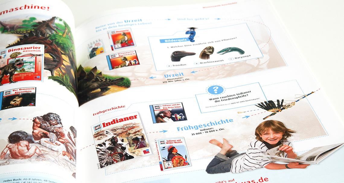 TIGERTATZE - Familienmarketing - Fotografie - Was ist Was - 2