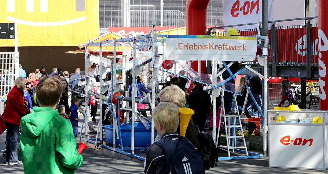 TIGERTATZE - Kinderevents - E.ONSchultour - 3