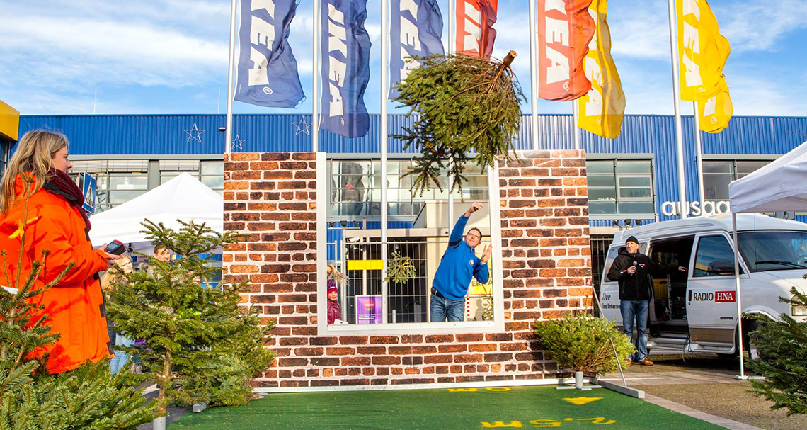 TIGERTATZE - Kinderevents - Ikea - 1
