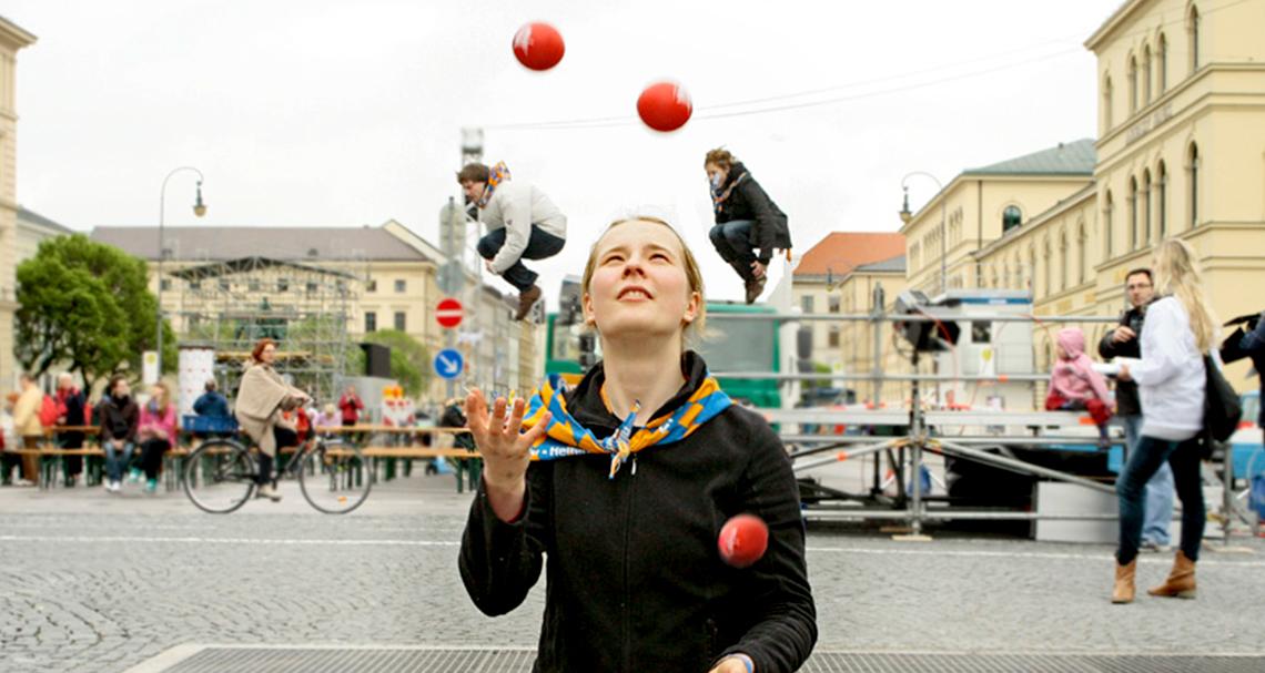 TIGERTATZE - Kinderevents - Stadt München - 3