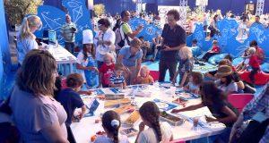 TIGERTATZE - Kinderevents - Kindermarketing - Ausstellungsdesign - Barilla - 01