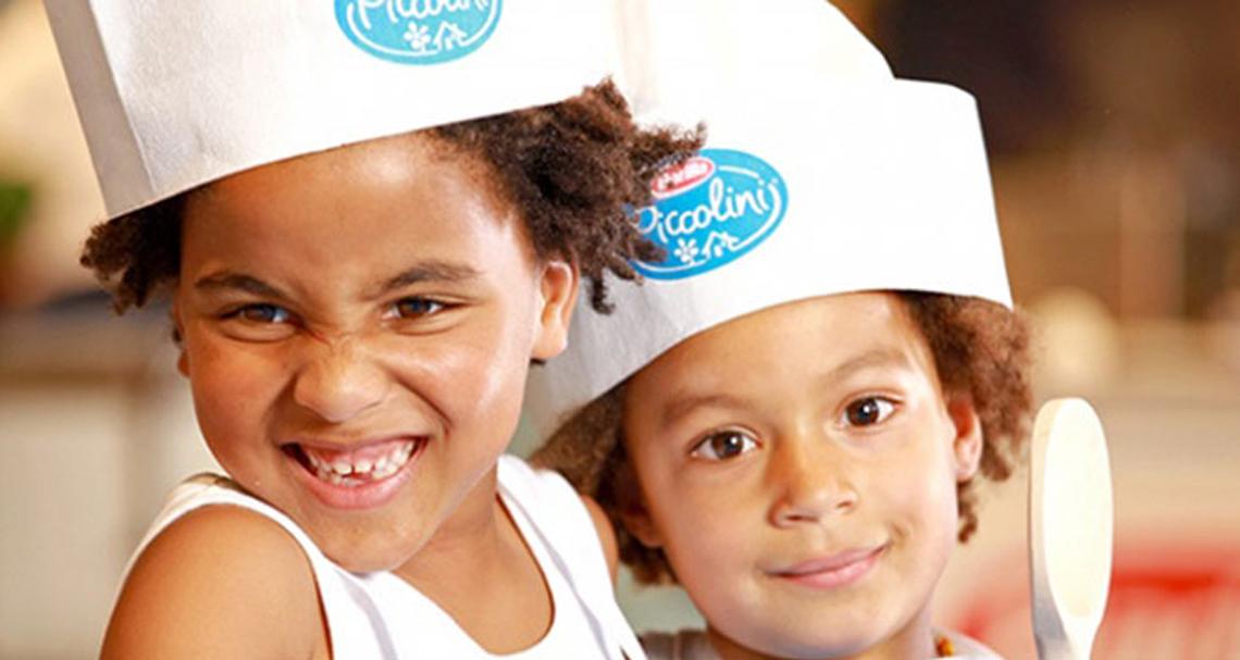 TIGERTATZE - Kinderevents - Kindermarketing - Ausstellungsdesign - Barilla - 02
