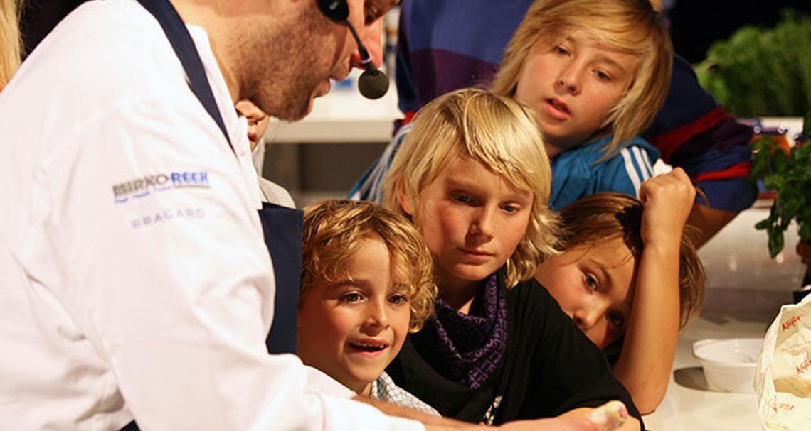 TIGERTATZE - Kinderevents - Kindermarketing - Ausstellungsdesign - Barilla - 05