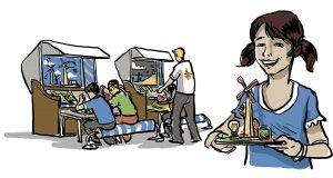 TIGERTATZE - Kinderevents - Kindermarketing - Ausstellungsdesign - EXPO - 03