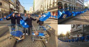 TIGERTATZE - News- Promotion - Ikea - Taschen Guerilla